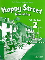 Happy Street New Edition 2 Activity Book with MultiRom Pack