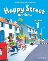 Happy Street New Edition 1 Class Book