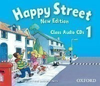 Happy Street New Edition 1 Class Audio CDs /2/