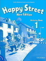 Happy Street New Edition 1 Activity Book with MultiRom Pack