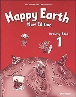 Happy Earth New Edition 1 Activity Book