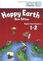 Happy Earth New Edition 1+2 iTools CD-rom
