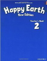 Happy Earth New Edition 2 Teacher´s Book