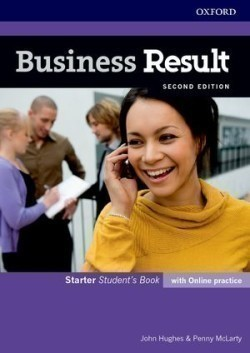 Business Result Second Edition Starter Student's Book with Online Practice
