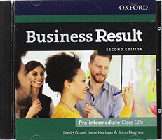 Business Result Second Edition Pre-intermediate Class Audio CDs (2)