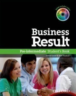 Business Result DVD Edition Pre-intermediate Student´s Book + DVD-ROM Pack