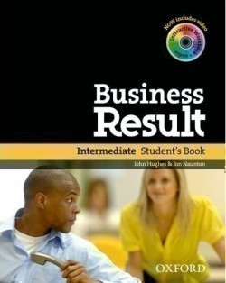 Business Result DVD Edition Intermediate Student´s Book + DVD-ROM Pack