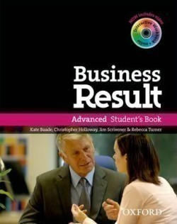 Business Result DVD Edition Advanced Student´s Book + DVD-ROM Pack