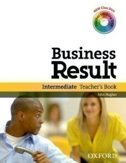 Business Result DVD Edition Intermediate Teacher´s Book Pack
