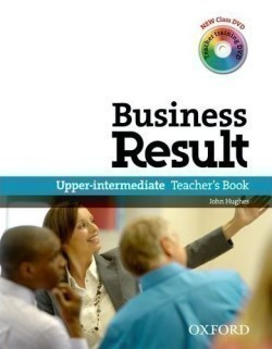 Business Result DVD Edition Upper Intermediate Teacher´s Book Pack