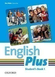 English Plus 1 Student´s Book
