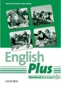 English Plus 3 Workbook + MultiRom Pack (International Edition)