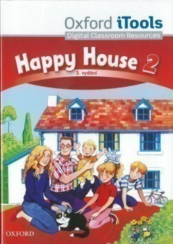 Happy House 3rd Edition 2 iTools with Book-on-screen