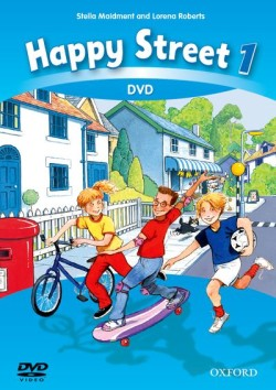 Happy Street 3rd Edition 1 DVD