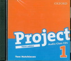 Project the Third Edition 1 Class Audio CDs /2/
