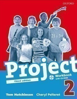 Project the Third Edition 2 Workbook with CD-ROM (International English Version)