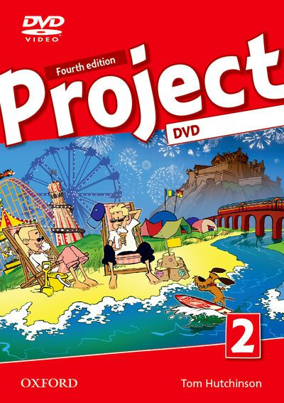 Project Fourth Edition 2 DVD