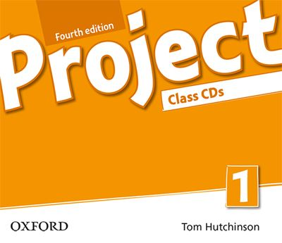 Project Fourth Edition 1 Class Audio CDs /3/