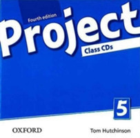 Project Fourth Edition 5 Class Audio CDs /4/