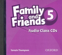 Family and Friends 5 Class Audio CDs /2/