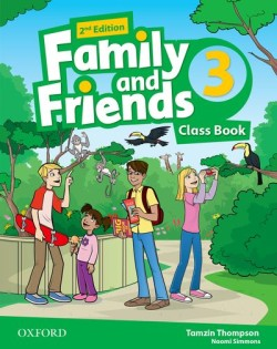 Family and Friends 2nd Edition 3 Course Book
