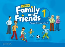 Family and Friends 2nd Edition 1 Teacher´s Resource Pack