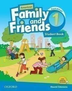 Family and Friends American English Edition Second Edition 1 Student's book