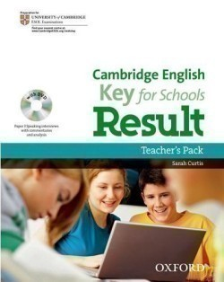 Cambridge English Key for Schools Result Teacher´s Pack with DVD