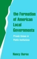 Formation of American Local Governments