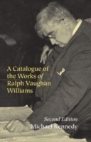 Catalogue of the Works of Ralph Vaughan Williams