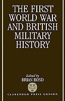 First World War and British Military History