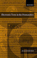 Electronic Texts in the Humanities