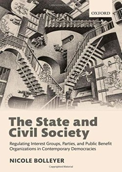 The State and Civil Society Regulating Interest Groups, Parties, and Public Benefit Organizations in Contemporary Democracies