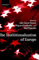 Institutionalization of Europe