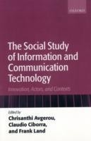 Social Study of Information and Communication Technology