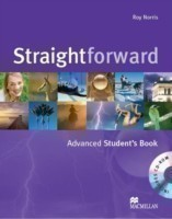 Straightforward - Student Book - Advanced - With CD Rom