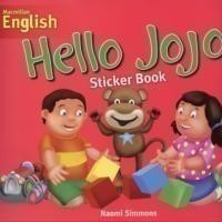 Hello Jojo Sticker Book
