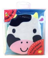 Cuddly Cloth Puppets: Cows Go Moo! A soft book