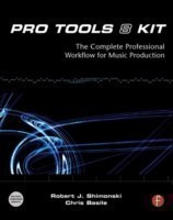 Pro Tools 8 Kit, Book and DVD-ROM
