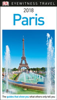 DK Eyewitness Travel Guide Paris 2018