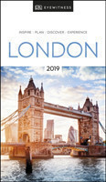 DK Eyewitness Travel Guide London 2019