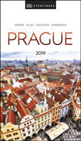 DK Eyewitness Travel Guide Prague 2019