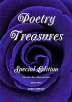 Poetry Treasures Special Edition Vols One, Two, Three and Four Poetry Book