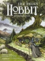 The Hobbit Graphic Novel by Tolkien