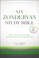 NIV Zondervan Study Bible Built on the Truth of Scripture and Centered on the Gospel Message