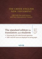 The The Greek-English New Testament UBS 5th Revised Edition and NIV