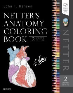 Netter\'s Anatomy Coloring Book (2nd edition)   Megabooks CZ