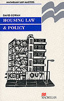 Housing Law and Policy