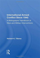 International Armed Conflict Since 1945