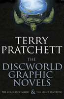 The Discworld Graphic Novels: The Colour of Magic and The Light Fantastic 25th Anniversary Edition